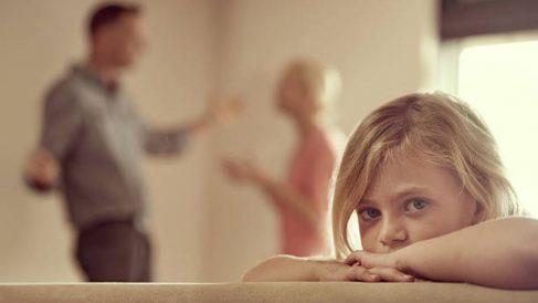 Las pautas para anunciar un divorcio a los hijos