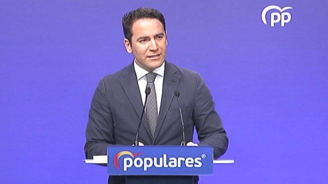 García Egea: «Sánchez quiere que los jueces y la Guardia Civil sean como el CIS de Tezanos»