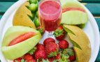 Ensalada de melón y pomelo