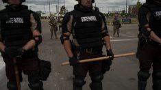 Fuerzas Armandas en Minnesota. (Foto: Europa Press)
