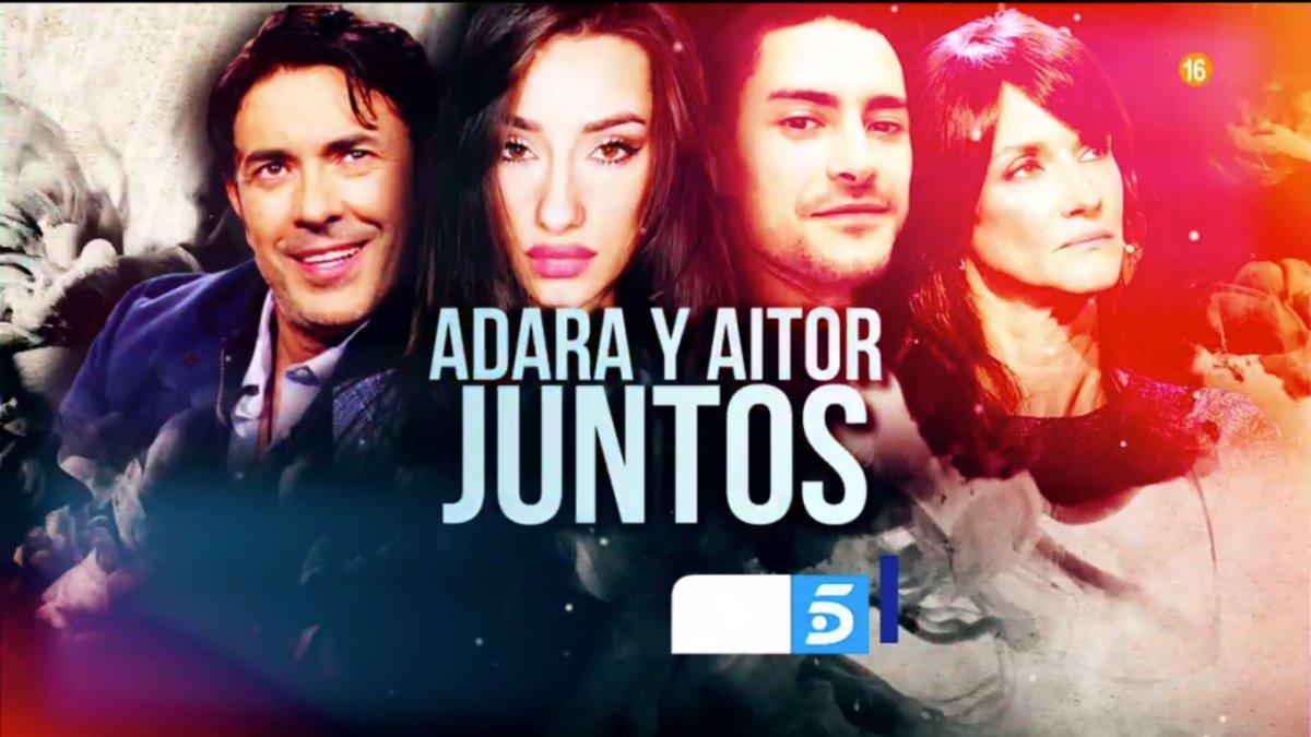 Aitor y Adara Molinero se sientan en el plató esta noche – Noticias España
