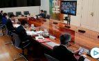 Sánchez comunica a las CCAA que el estado de alarma termina el 21 de junio y lo podrán gestionar ellas
