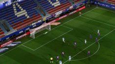 La Liga Santander.