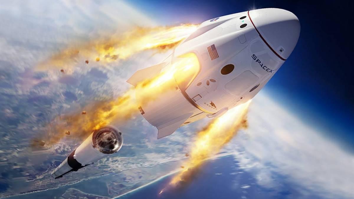 Por primera vez, una empresa privada intentará llegar a la órbita espacial