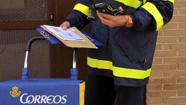 Voto por correo Cataluña