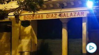 Bodegas Díaz Salazar, en Sevilla.