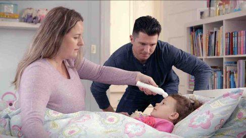 Consejos sobre la gripe infantil