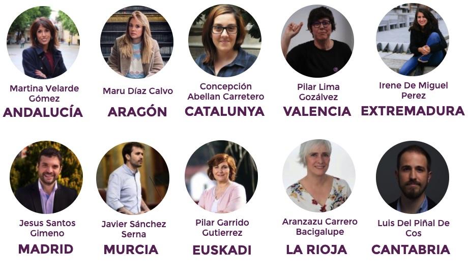 Iglesias utiliza el censo para «aplastar» a los críticos en las primarias territoriales de Podemos