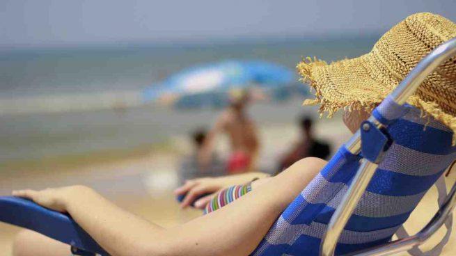 Digestión en la playa