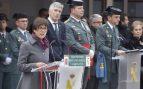 La directora de la Guardia Civil celebra su primera reunión con los nuevos mandos tras la cascada de dimisiones
