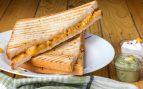 Receta de sándwich de queso a la parrilla