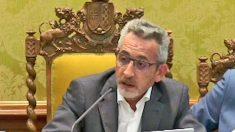 El presidente de la Denominación de Origen Valdepeñas y alcalde de la localidad, Jesús Martín.