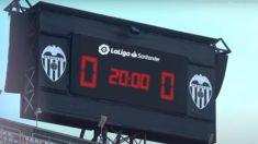 El minuto 20 de cada partido va a sonar muy especial en todos los estadios