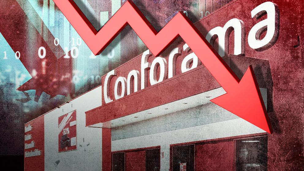 Imagen de un establecimiento de Conforama.