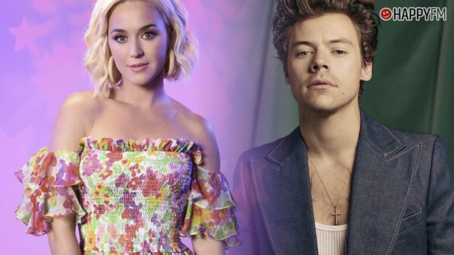 Katy Perry y Harry Styles