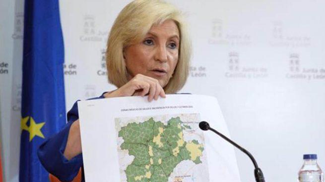 Castilla y León - coronavirus