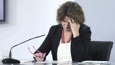 Teresa Ribera, ministra de Transición Ecológica y del que depende Acuamed.