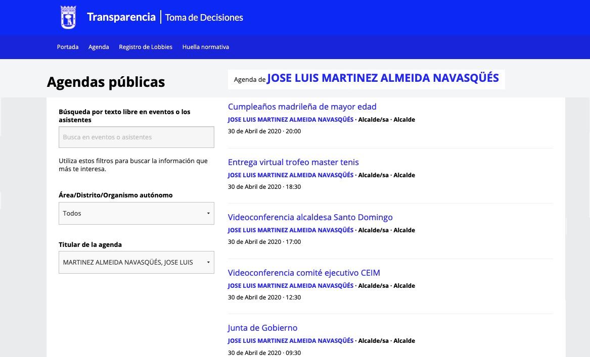 Irene Montero oculta a Transparencia sus reuniones ministeriales a las que no está convocada la prensa