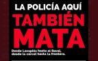 Imagen difundida este miércoles por el portavoz de Adelante Andalucía.