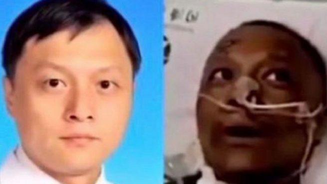 Muere uno de los médicos chinos que se volvió negro por el coronavirus