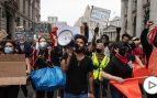 Los Ángeles, Nueva York y Washington desafían el toque de queda impuesto contra las protestas