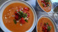 Recetas de gazpacho, deliciosas variaciones con frutas y verduras