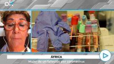 África, mujer de un fallecido: «Todo el Gobierno debería ir a la cárcel»