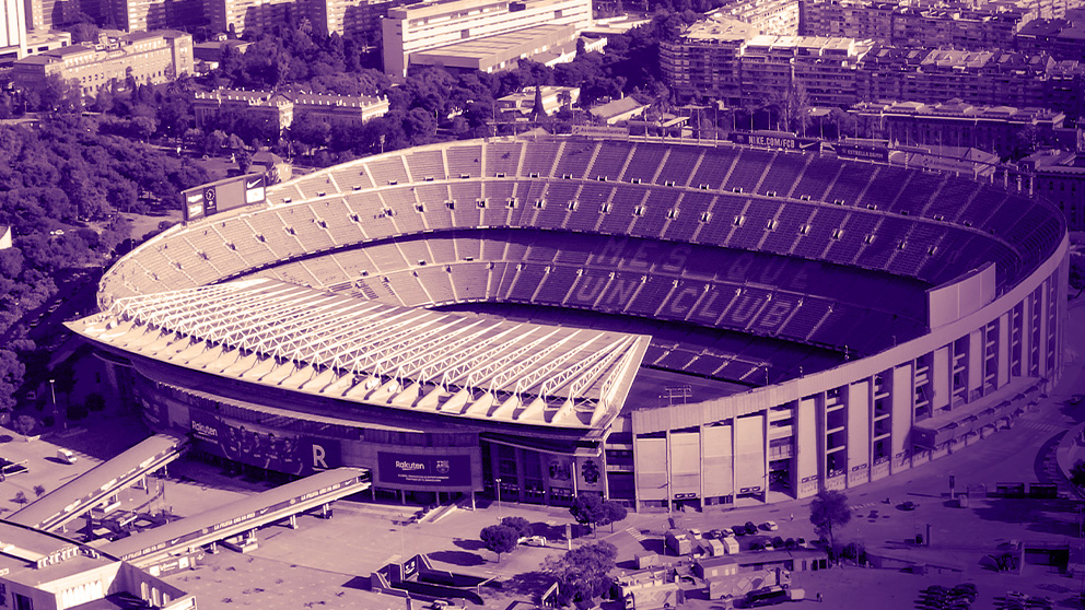 El Barça presiona para que se abra el Camp Nou.
