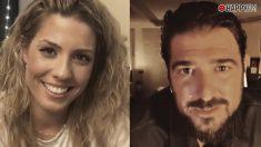 Antonio Orozco y Miriam Rodríguez