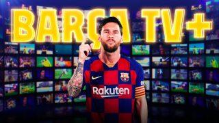 Barça TV+: Nace el canal de streaming del FC Barcelona