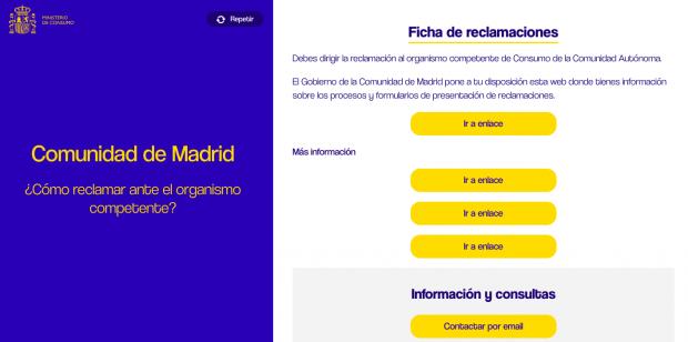 Garzón anima a los consumidores a denunciar a las empresas en medio de la peor crisis