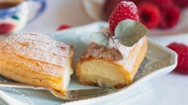 5 recetas de postres con hojaldre, listos en 5 minutos y parecerán de pastelería