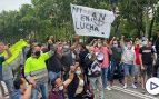 Protestas por el cierre de Nissan: «Este es el escudo social que prometía el Gobierno»
