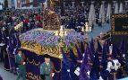 el obispo de Almería anuncia la cancelación de procesiones.