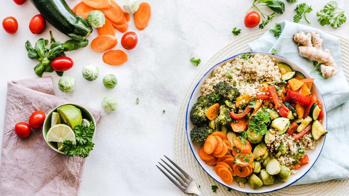 La alimentación es muy importante para el metabolismo