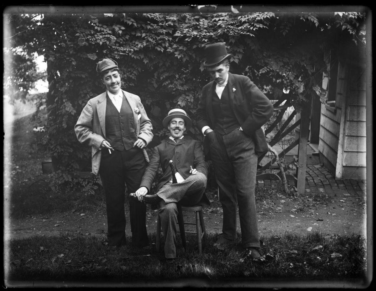 Alice Austen, la transgresora fotógrafa homosexual que perdió toda su fortuna en el 'crack' de 1929