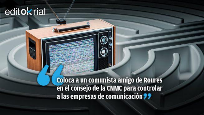 Iglesias pone a las televisiones en su punto de mira