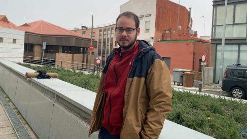 El rapero Pablo Hásel. Foto: EP