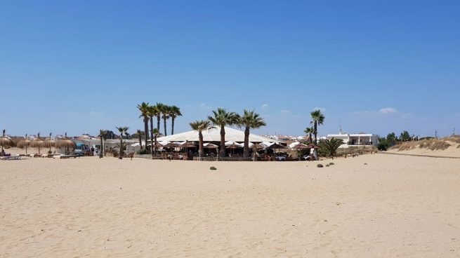 Los turistas 'se confinan': más de 30 hoteles presentan este jueves su cese de actividad en Huelva.