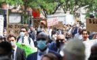 El reivindicativo discurso del abogado de George Floyd: «Lo mató la pandemia de racismo y discriminación»