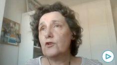 Beatriz Gimeno, directora del Instituto de la Mujer dependiente del ministerio de Irene Montero