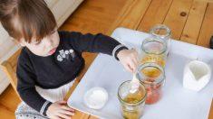 Distintas actividades Montessori para niños de 0 a 3 años