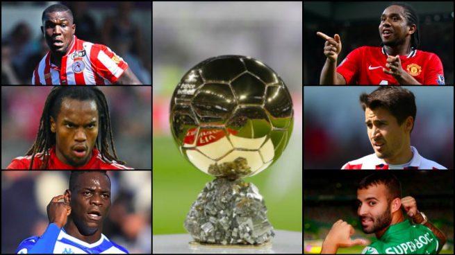 Balotelli, Jesé y el club de los 'Balones de Oro' frustrados