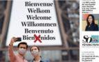Un diario belga tacha a España de los países que dan la bienvenida a los turistas extranjeros