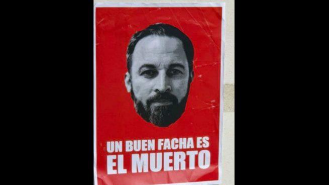 Amenazas de muerte a Santiago Abascal en el barrio sevillano en el que VOX homenajeó a los sanitarios