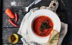 Receta de gazpacho de zanahoria picante