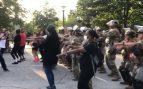 Twitter: El ejército de Estados Unidos baila 'Macarena' para dar el toque de queda