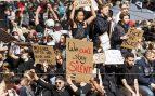 Casi 100 detenidos y una treintena de policías heridos en la manifestación contra el racismo de Berlín
