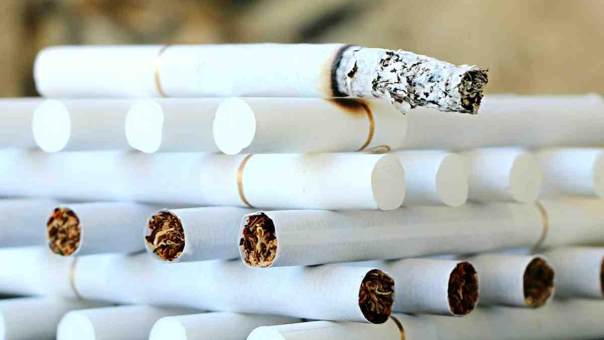 Sustancias asociadas al tabaco