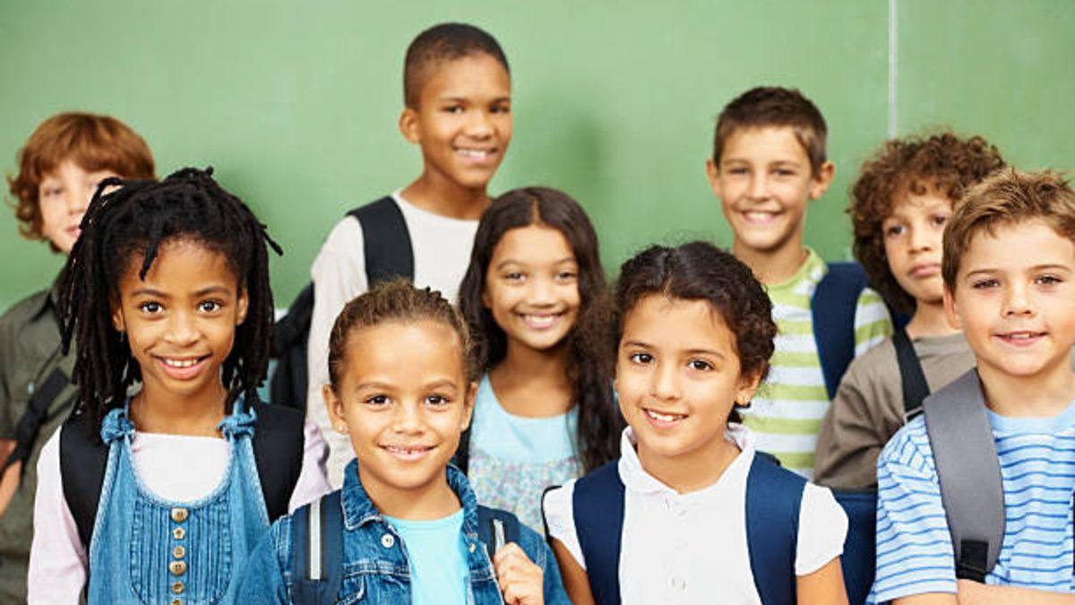 Las pautas para hablar de racismo a los niños